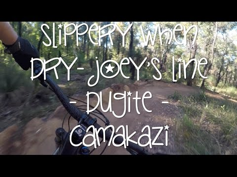 Slippery When Dry -- Camakazi || Mountain Biking Kalamunda, Perth || GoPro Karma Grip
