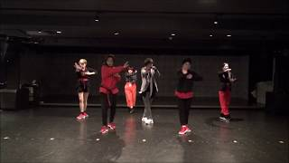 三浦大知 / Cry & Fight 【choreography】/ dance cover by HAMA DAICHI crew