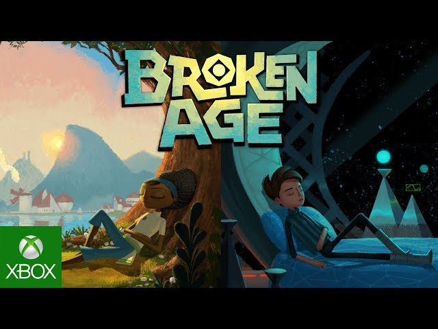 Broken Age Now Available for Xbox One and Windows 10