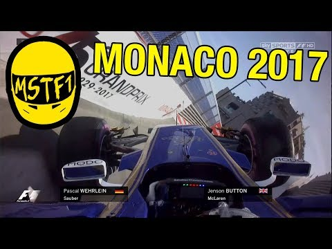 2017 Monaco Grand Prix – Mystery Science Theater F1