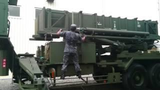 第一高射隊撤収作業
