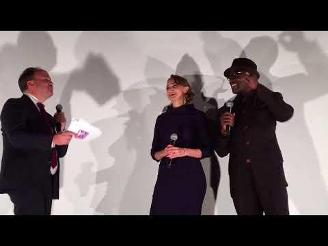 """""""The Recall"""": Wesley Snipes und Laura Bilgeri im Interview"""