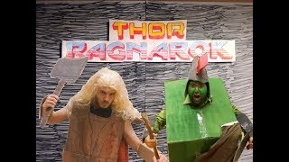 Thor: Ragnarok - SWEDED trailer