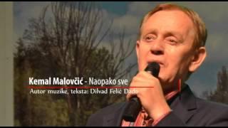 Kemal Malovcic - Naopako sve - (Audio 2016)