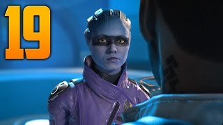 """Mass Effect: Andromeda Gameplay Walkthrough - Part 19 """"HEATED ARGUMENTS"""" (Let"""