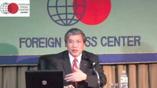 """Current State of the Japanese Economy,"" Briefing by Mr. Richard Koo, Chief Economist, NRI"