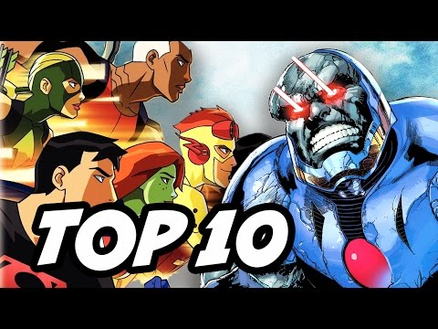 Young Justice Season 3 TOP 10 STORIES