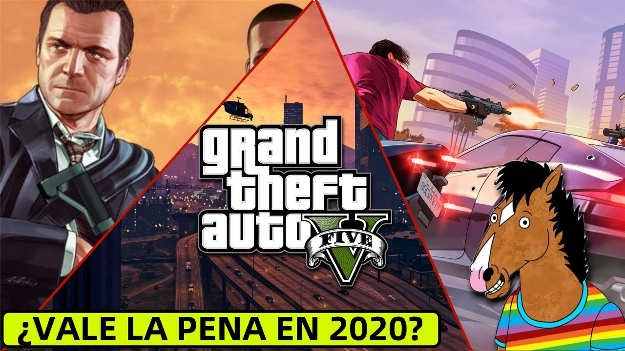 ¿VALE LA PENA GTA V EN PLENO 2020?