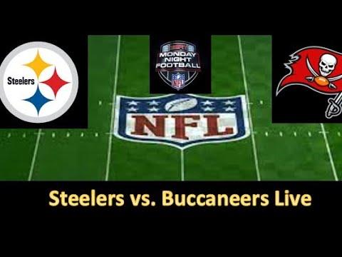 NFL Live | Pittsburgh Steelers vs. Tampa Bay Buccaneers Live Play-by-Play, Reactions | 2018 Week 3