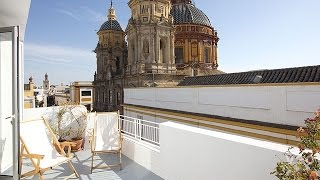 Spain Seville San Luis Terrace Apartment