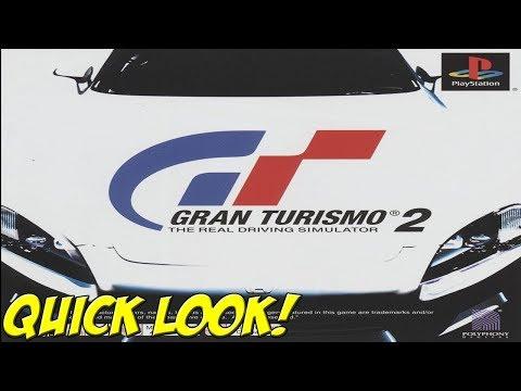 PSX Anniversary: Gran Turismo 2! Quick Look - YoVideogames