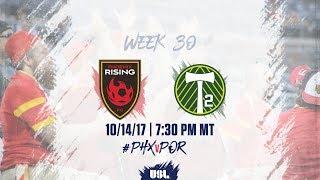 Phoenix FC Wolves vs Portland Timbers USL full match