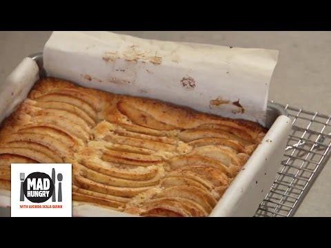 German Apple Cake Dessert