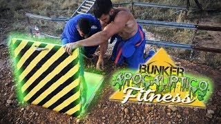 CONSTRUIMOS el BUNKER APOCALIPTICO FITNESS - (Tiene gimnasio) thumbnail