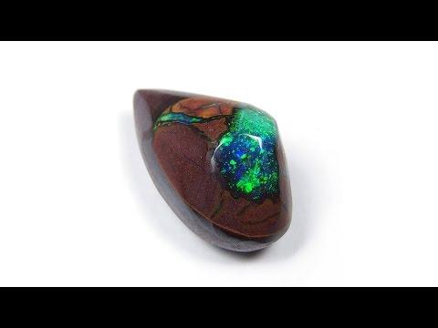 Australian, Natural Boulder Opal from Queensland DL2020