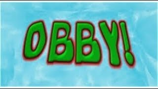 Best obby in ROBLOX FORT WARS