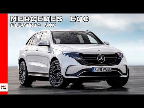 Inside Look at the 2020 Mercedes-Benz EQC at Paris Auto Show | Edmunds