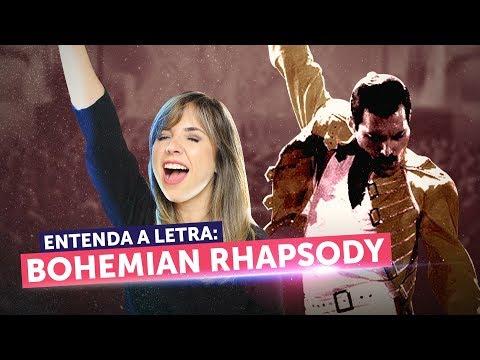 Entenda a letra de BOHEMIAN RHAPSODY   Inglês com Música #3