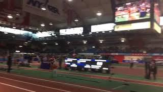 Katerina Stefanidi, 4,71 m. Millrose Games 2018