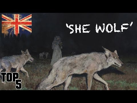 5 Scary British Urban Legends