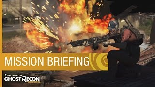 Tom Clancy's Ghost Recon Wildlands: Mission Briefing | Trailer | Ubisoft [US] thumbnail