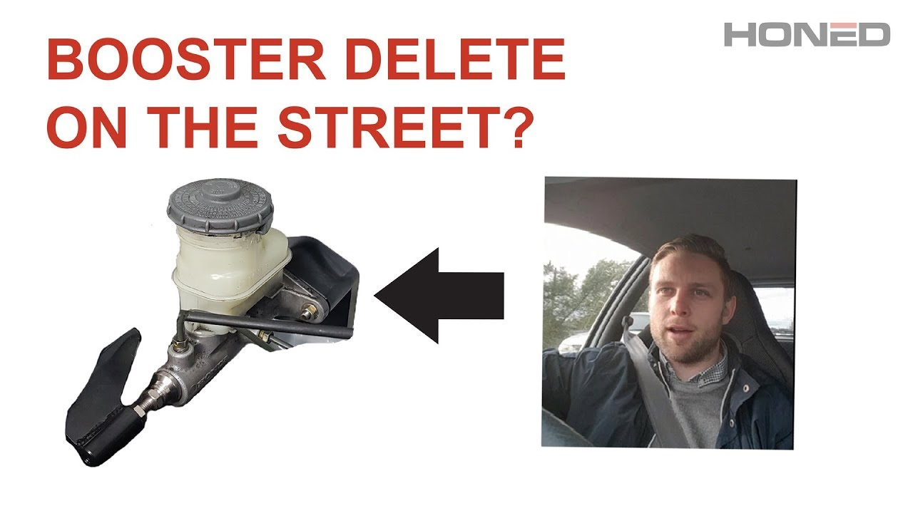 Booster Delete - Driving On The Street