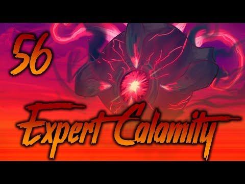 Terraria - Expert Calamity [NL] Ep.56 (God Slayer Armor!)
