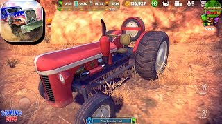 Off The Road - OTR Open World Driving Update - New TRACTOR Construct | Android Gameplay HD