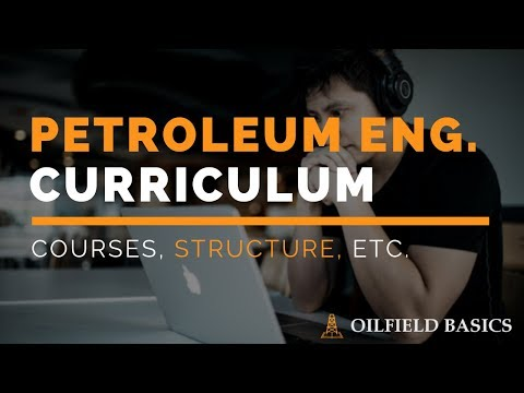 What Courses Do Petroleum Engineering Students Take?