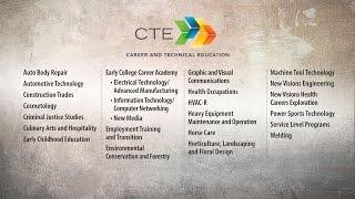 CTE Career & Technical Education