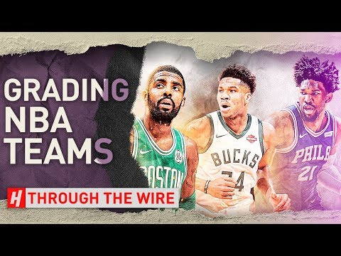 Through The Wire NBA Podcast - Grading Every NBA Team so Far | Through The Wire Podcast