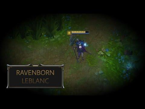 Ravenborn LeBlanc Skin Spotlight