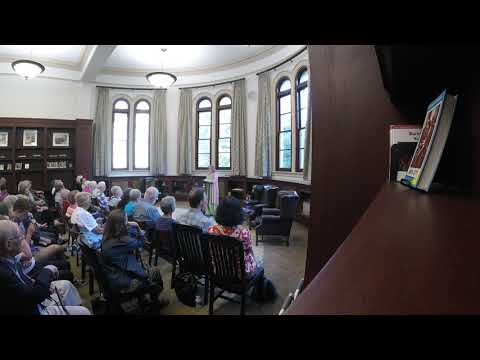 Reading of Molly's Hammer @ Carnegie Library of Pittsburgh, Part 1