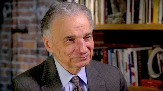 Ralph Nader Q&A: How Progressives and Libertarians Are Taking on Corrupt Dems and Reps.
