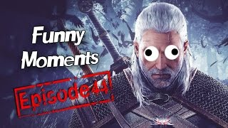 Funny Moments Episode 44: The Witcher 3: Wild Hunt