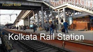 Kolkata Rail Station(Chitpur Station)   Calcutta Railway Station