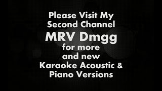 Support My New Channel - MRV Dmgg