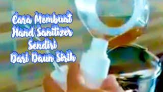 Cara membuat hand #sanitizer alami ...