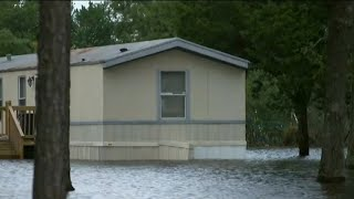 Florence floodwaters threatening North Carolina residents