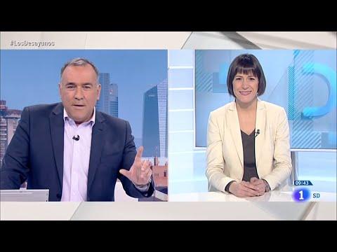 """Ana Pontón en TVE: """"O cambio político en Galiza é imparábel"""""""