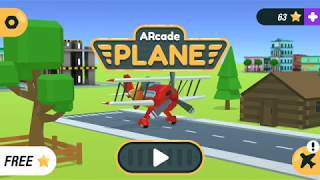 Upcoming: ARcade Plane - iOS Gameplay - Augmented Reality AR iPhone/iPad game