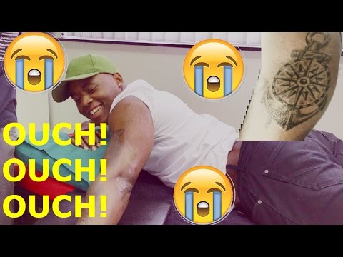 The Best Place to Get a Tattoo In Johannesburg | South African Youtuber | BossNamza Vlogs 3