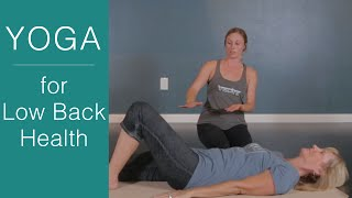 Yoga Exercises for Lower Back Pain: 15 minutes for quick relief