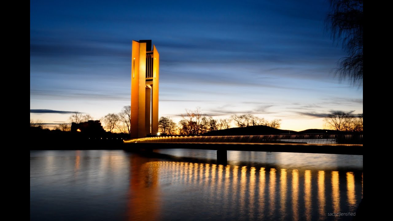 15 Top Tourist Attractions in Canberra Australia YouTube