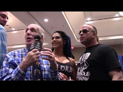 CATCHING UP WITH R-V-D (ROB VAN DAM) AND HIS AMAZING NEW GIRLFRIEND