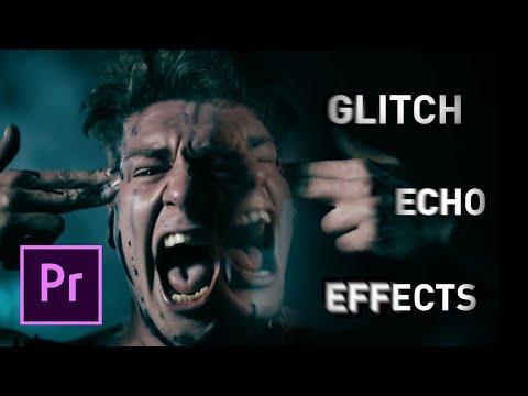 Glitch Echo Music Video Effects | Premiere Pro Tutorial