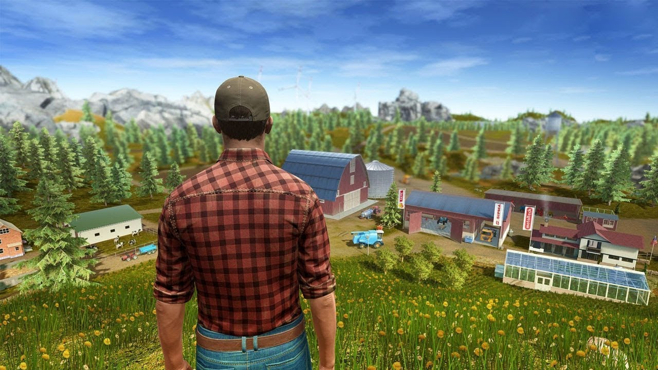 Top 5 New Upcoming Simulation Games Of 2017 2018 Ps4