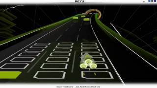 Audiosurf: Mayer Hawthorne - Just Ain