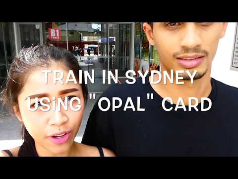 OPAL CARD USE FOR TRAVELLERS | 2018
