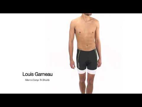 Louis Garneau Men's Comp Tri Shorts | SwimOutlet.com
